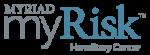 image of logo for myRisk