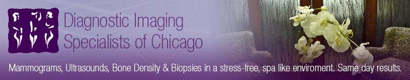 logo with link to Diagnostic Imaging Specialist of Chicago website