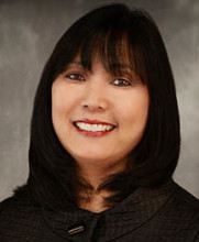 Head shot of Dr Pamela Lui